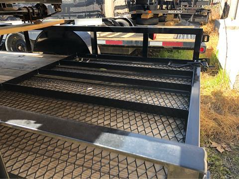 "2018 MAXXD TRAILERS 12' X 61"" SA UTILITY TRAILER in Elk Grove, California - Photo 9"