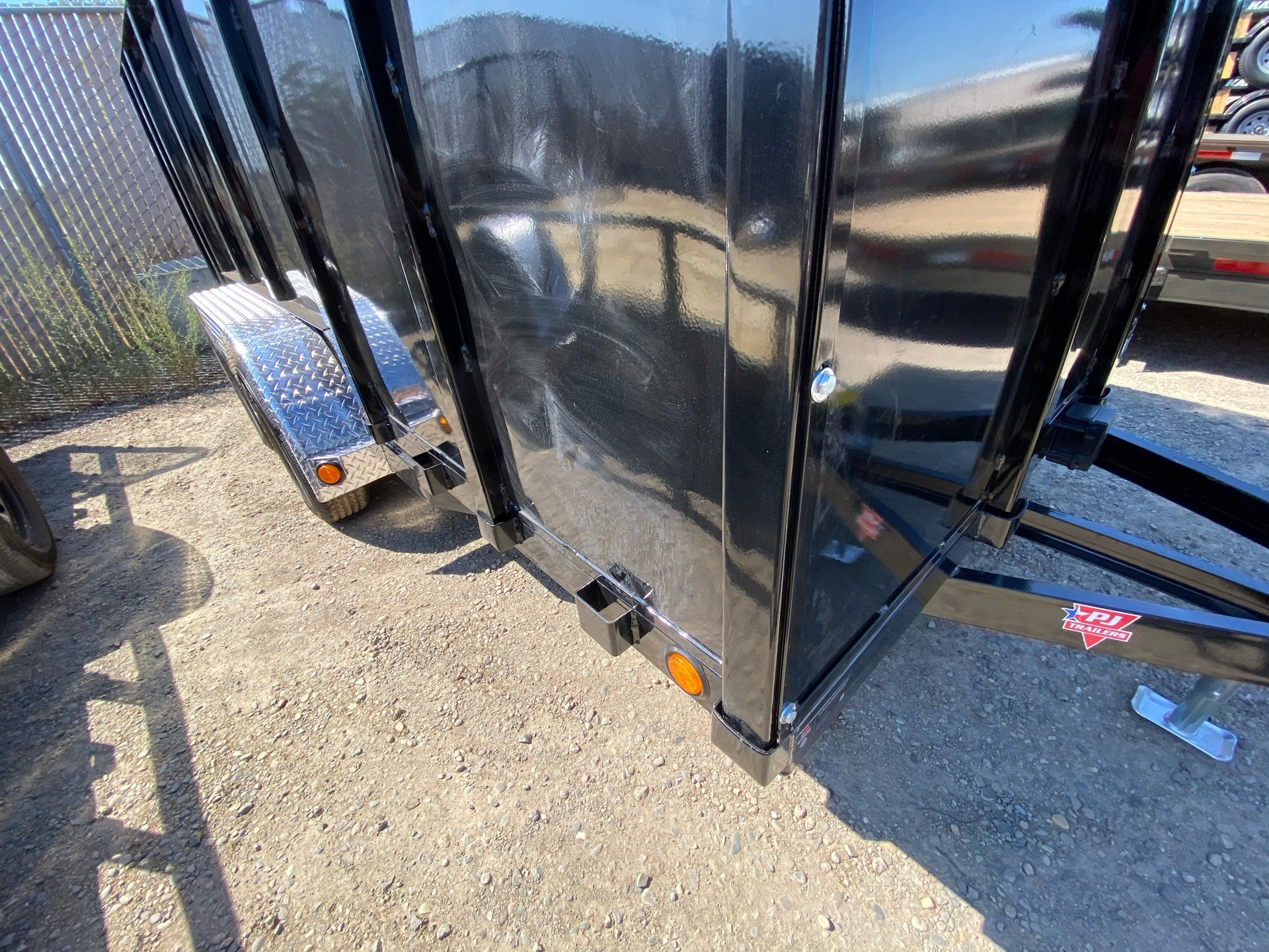 "2021 PJ Trailers 14' x 77"" TA UTILITY TRAILER in Elk Grove, California - Photo 4"