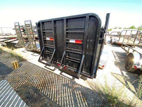 "2021 PJ Trailers 14' x 77"" TA UTILITY TRAILER in Elk Grove, California - Photo 7"