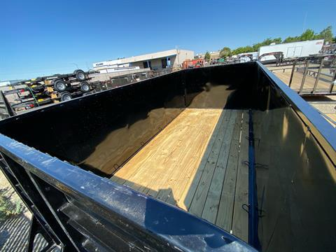 "2021 PJ Trailers 14' x 77"" TA UTILITY TRAILER in Elk Grove, California - Photo 8"