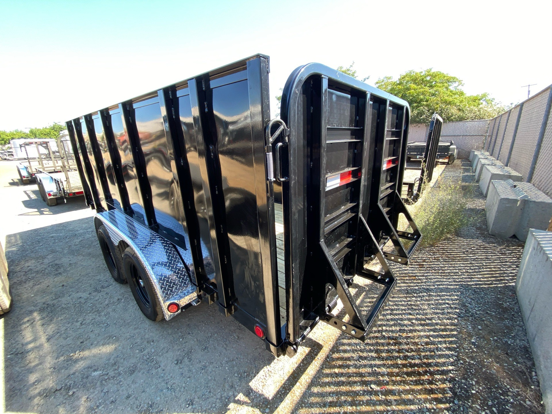 "2021 PJ Trailers 14' x 77"" TA UTILITY TRAILER in Elk Grove, California - Photo 9"