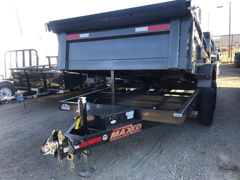 2018 MAXXD TRAILERS 14' HD DUMP in Elk Grove, California