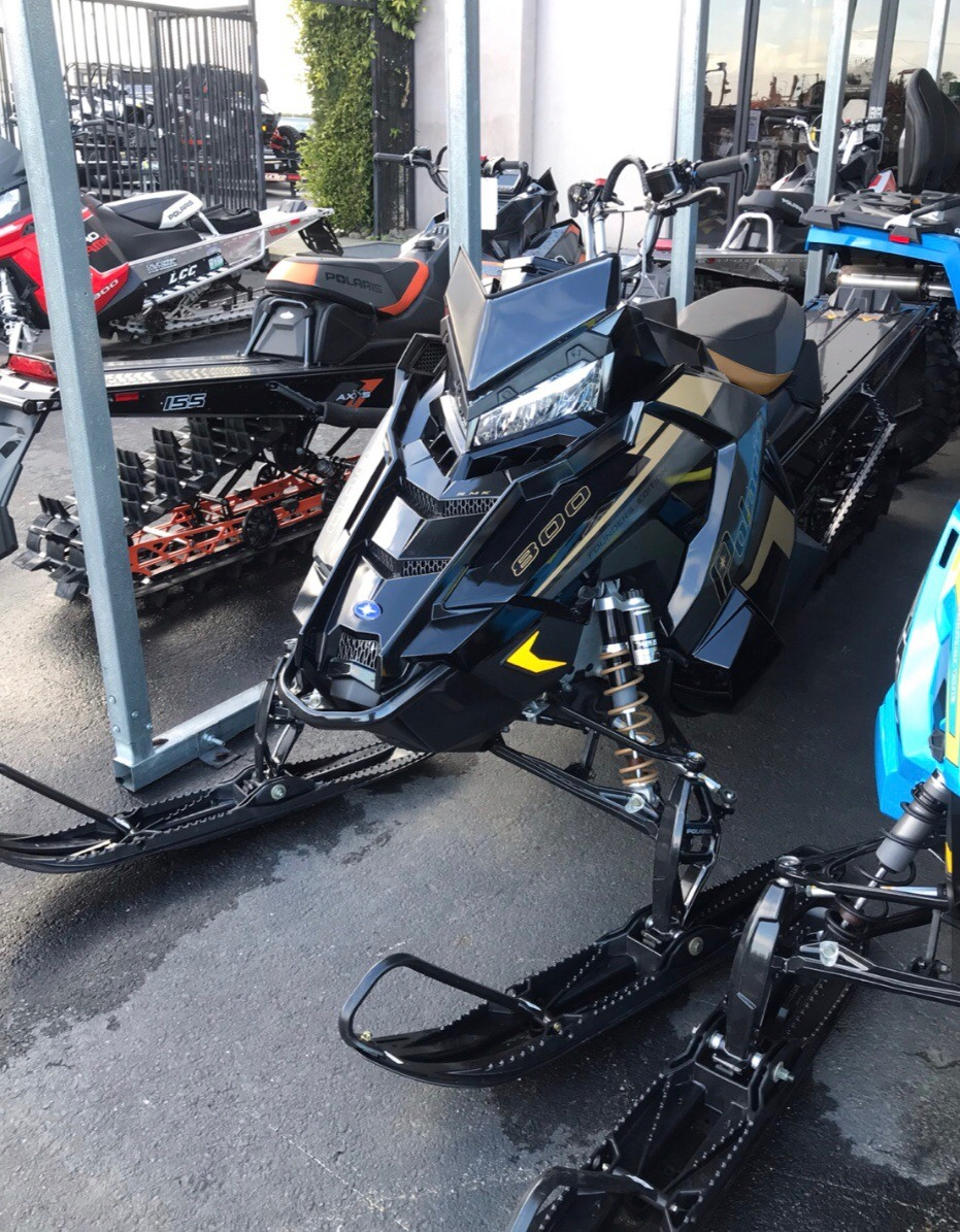 2019 Polaris 800 PRO-RMK 163 Snowcheck Select 3.0 in Elk Grove, California - Photo 1