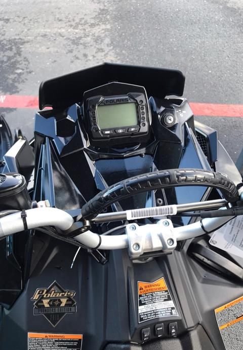 2019 Polaris 800 PRO-RMK 163 Snowcheck Select 3.0 in Elk Grove, California - Photo 5