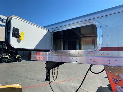 2021 Wilson Trailer - Manufacturers 24' RANCH HAND SLAT SIDE in Elk Grove, California - Photo 8