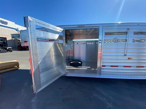 2021 Wilson Trailer - Manufacturers 24' RANCH HAND SLAT SIDE in Elk Grove, California - Photo 10