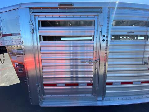2021 Wilson Trailer - Manufacturers 24' RANCH HAND SLAT SIDE in Elk Grove, California - Photo 13