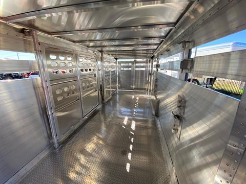 2021 Wilson Trailer - Manufacturers 24' RANCH HAND SLAT SIDE in Elk Grove, California - Photo 14