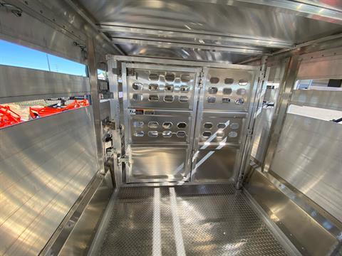 2021 Wilson Trailer - Manufacturers 24' RANCH HAND SLAT SIDE in Elk Grove, California - Photo 16