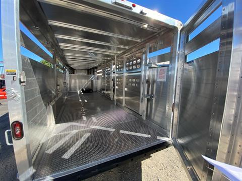 2021 Wilson Trailer - Manufacturers 24' RANCH HAND SLAT SIDE in Elk Grove, California - Photo 27