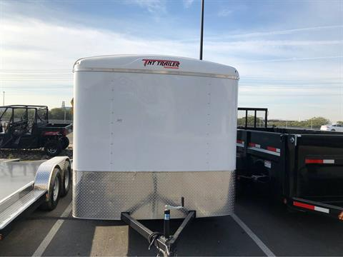 2018 TNT Trailer, LLC 20' X 8.5' TA CARGO TRAILER in Elk Grove, California