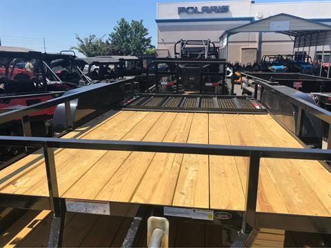 "2020 MAXXD TRAILERS 12' X 83"" TA UTILITY TRAILER in Elk Grove, California"