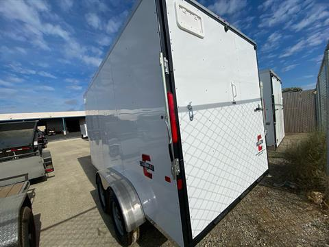 2021 Charmac Trailers 14' x 7' ATLAS CARGO TRAILER in Elk Grove, California - Photo 8