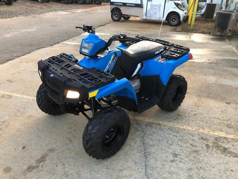 2021 Polaris Sportsman 110 EFI in Elk Grove, California - Photo 1