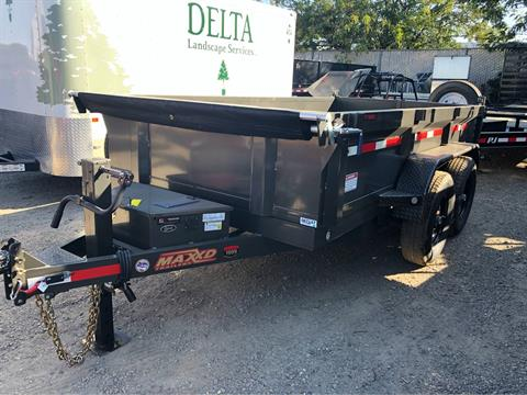 "2020 MAXXD TRAILERS 12' X 72"" DUMP TRAILER in Elk Grove, California"