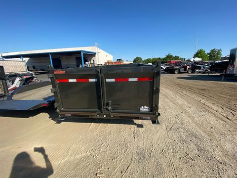 "2020 MAXXD TRAILERS 14' X 83"" I-BEAM DUMP in Elk Grove, California - Photo 9"