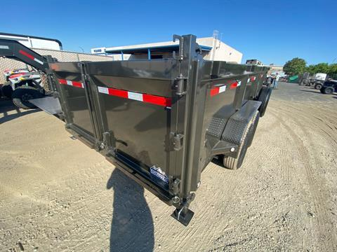 "2020 MAXXD TRAILERS 14' X 83"" I-BEAM DUMP in Elk Grove, California - Photo 12"