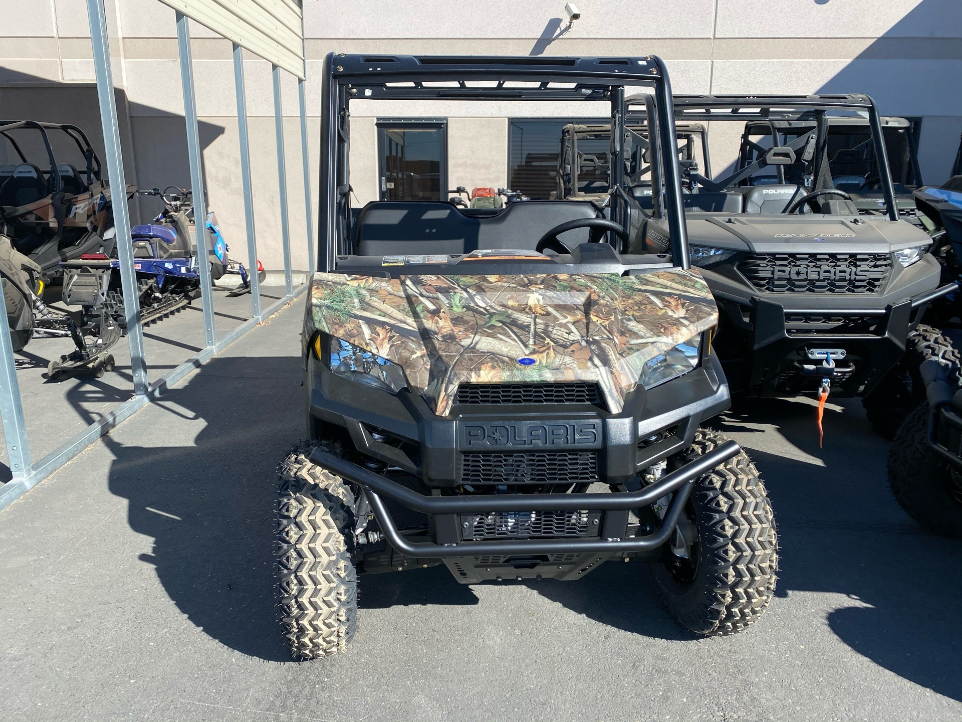 2021 Polaris Ranger EV in Elk Grove, California - Photo 3