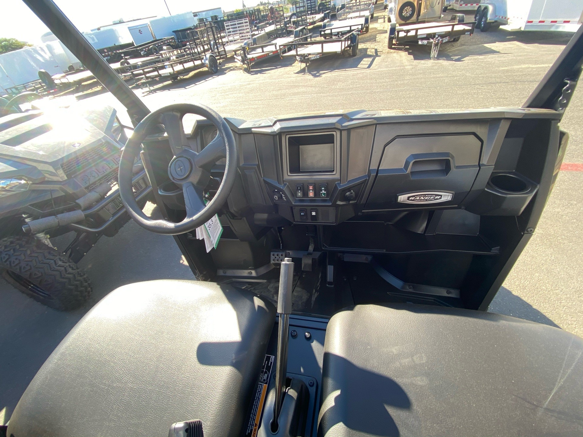 2021 Polaris Ranger EV in Elk Grove, California - Photo 7