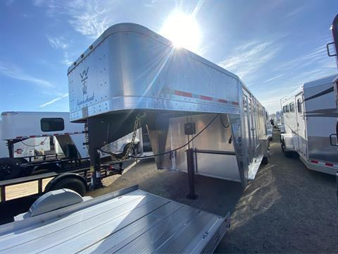 2021 Wilson Trailer - Manufacturers 20' RANCH HAND in Elk Grove, California - Photo 2