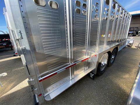 2021 Wilson Trailer - Manufacturers 20' RANCH HAND in Elk Grove, California - Photo 7