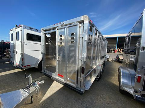 2021 Wilson Trailer - Manufacturers 20' RANCH HAND in Elk Grove, California - Photo 8