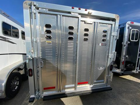 2021 Wilson Trailer - Manufacturers 20' RANCH HAND in Elk Grove, California - Photo 9