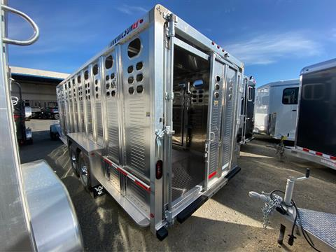 2021 Wilson Trailer - Manufacturers 20' RANCH HAND in Elk Grove, California - Photo 15