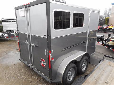 2017 Charmac Trailers BANDIT 2H BP 7x12 in Elk Grove, California