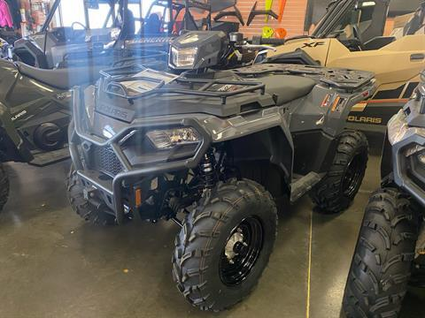 2021 Polaris Sportsman 570 Utility HD Limited Edition in Elk Grove, California - Photo 1