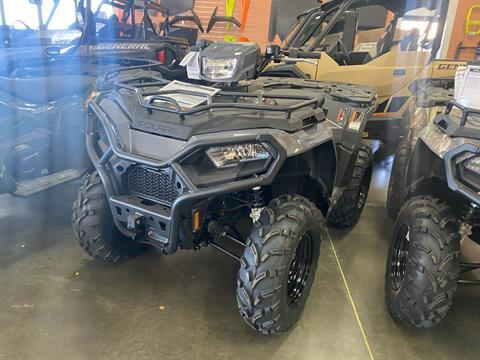 2021 Polaris Sportsman 570 Utility HD Limited Edition in Elk Grove, California - Photo 2
