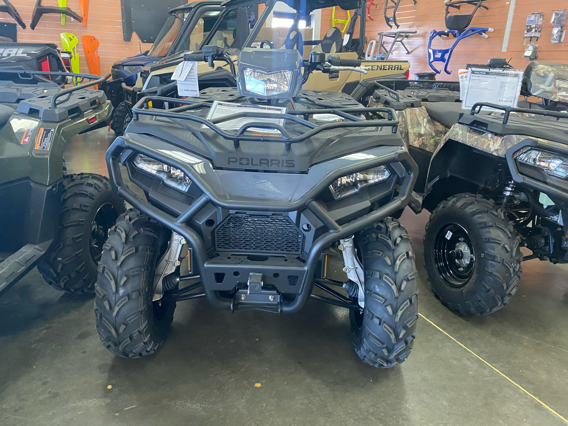 2021 Polaris Sportsman 570 Utility HD Limited Edition in Elk Grove, California - Photo 3