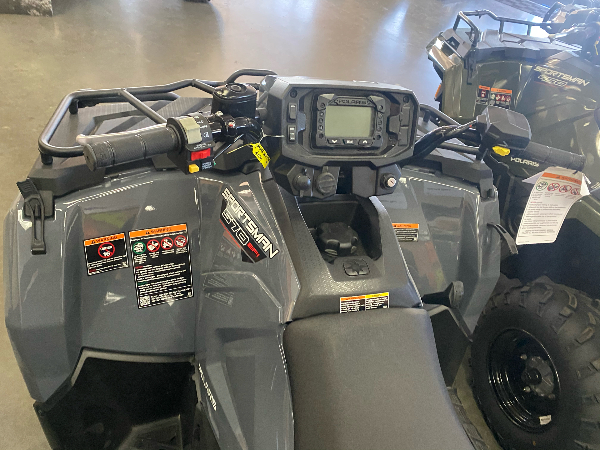 2021 Polaris Sportsman 570 Utility HD Limited Edition in Elk Grove, California - Photo 6
