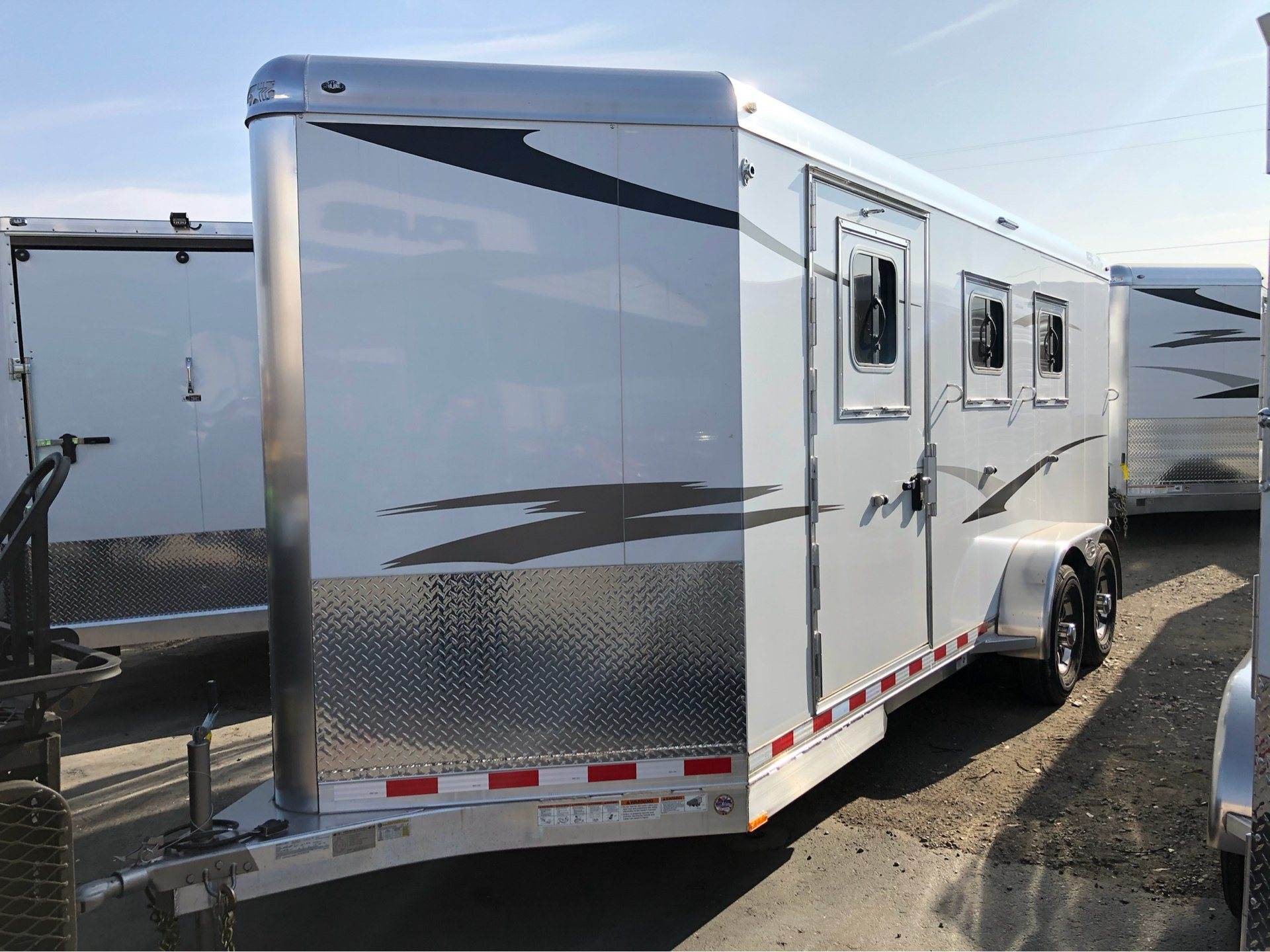 2020 4-STAR TRAILERS 3H RUNABOUT SLANT LOAD in Elk Grove, California - Photo 1
