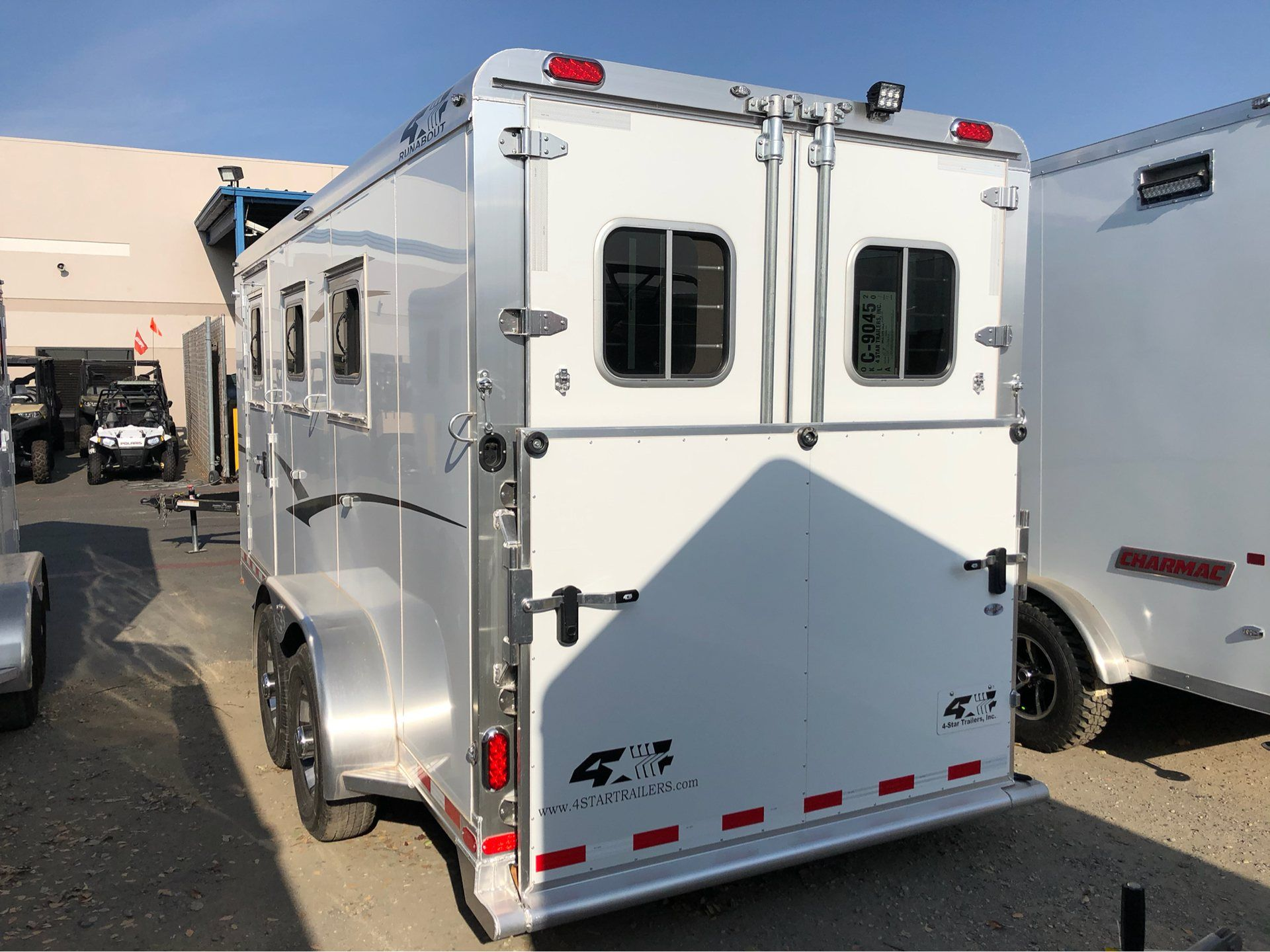 2020 4-STAR TRAILERS 3H RUNABOUT SLANT LOAD in Elk Grove, California - Photo 10