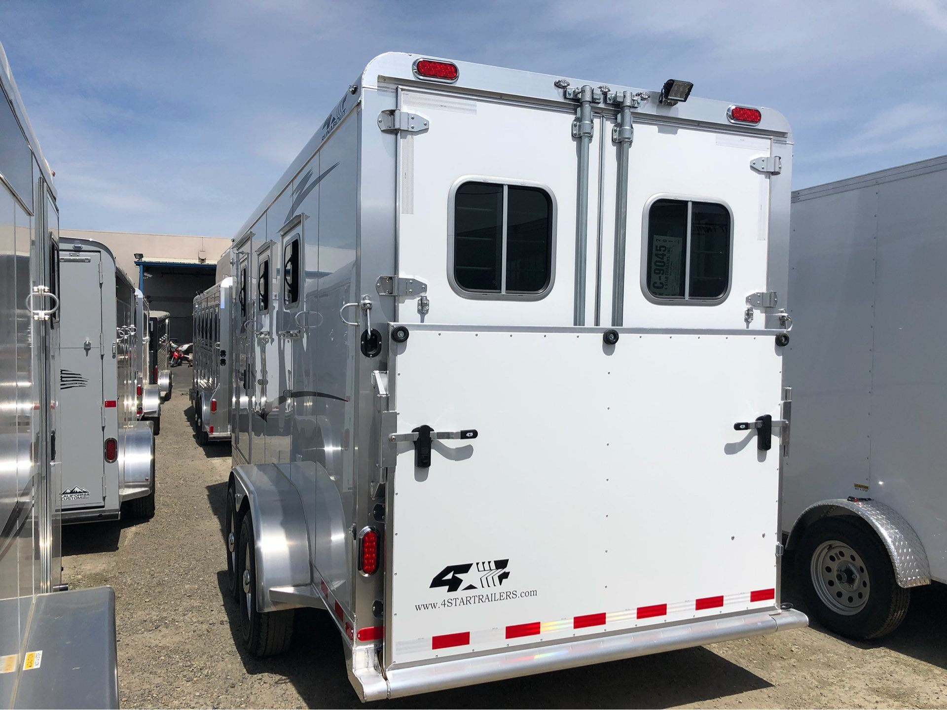 2020 4-STAR TRAILERS 3H RUNABOUT SLANT LOAD  in Elk Grove, California - Photo 7