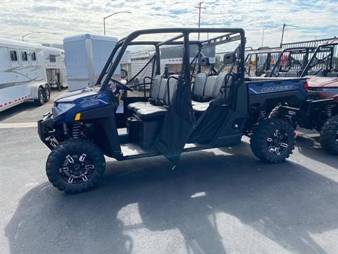 2021 Polaris Ranger Crew XP 1000 Premium in Elk Grove, California - Photo 8