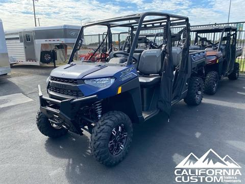 2021 Polaris Ranger Crew XP 1000 Premium in Elk Grove, California - Photo 1