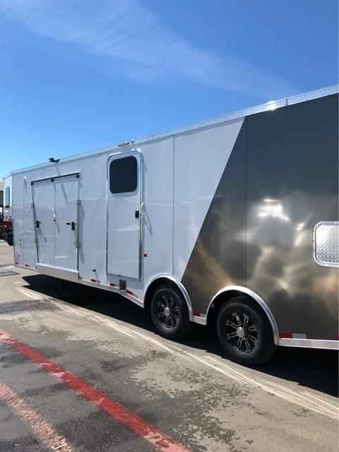 "2019 Charmac Trailers 30' X 102"" TRI SPORT  in Elk Grove, California - Photo 2"