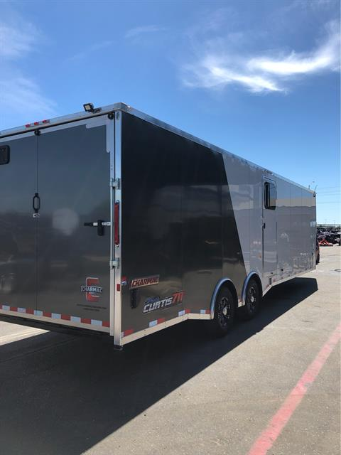 "2019 Charmac Trailers 30' X 102"" TRI SPORT  in Elk Grove, California - Photo 3"
