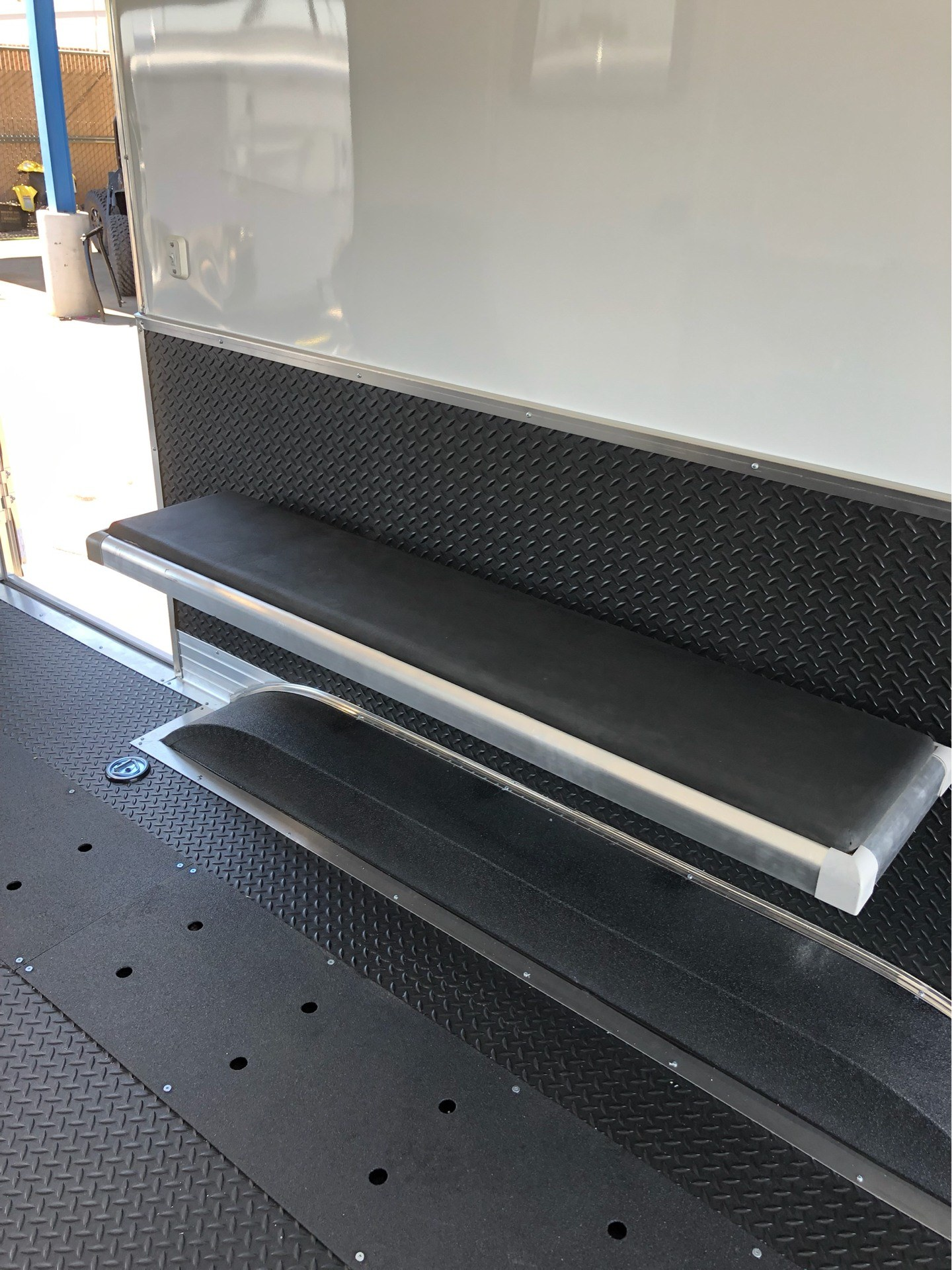 "2019 Charmac Trailers 30' X 102"" TRI SPORT  in Elk Grove, California - Photo 5"