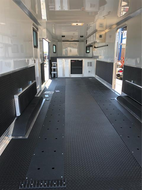 "2019 Charmac Trailers 30' X 102"" TRI SPORT  in Elk Grove, California - Photo 13"