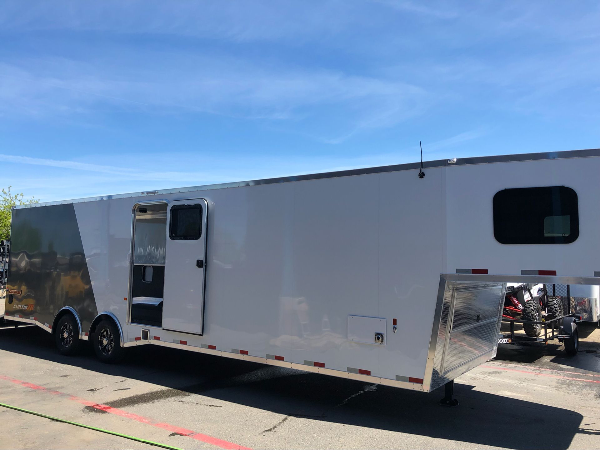 "2019 Charmac Trailers 30' X 102"" TRI SPORT  in Elk Grove, California - Photo 1"