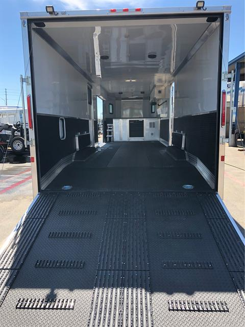 "2019 Charmac Trailers 30' X 102"" TRI SPORT  in Elk Grove, California - Photo 14"