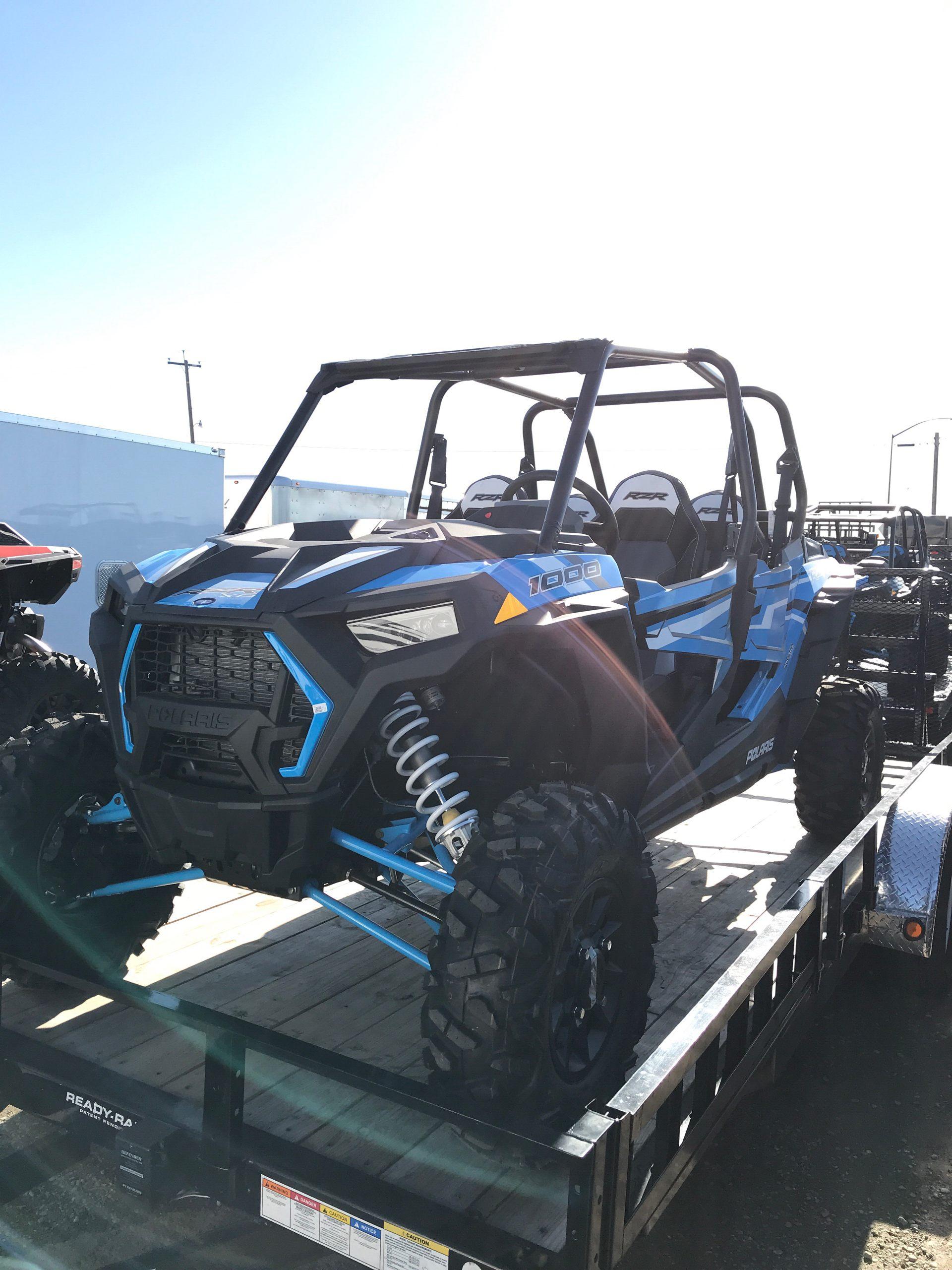 2019 Polaris RZR XP 4 1000 EPS in Elk Grove, California