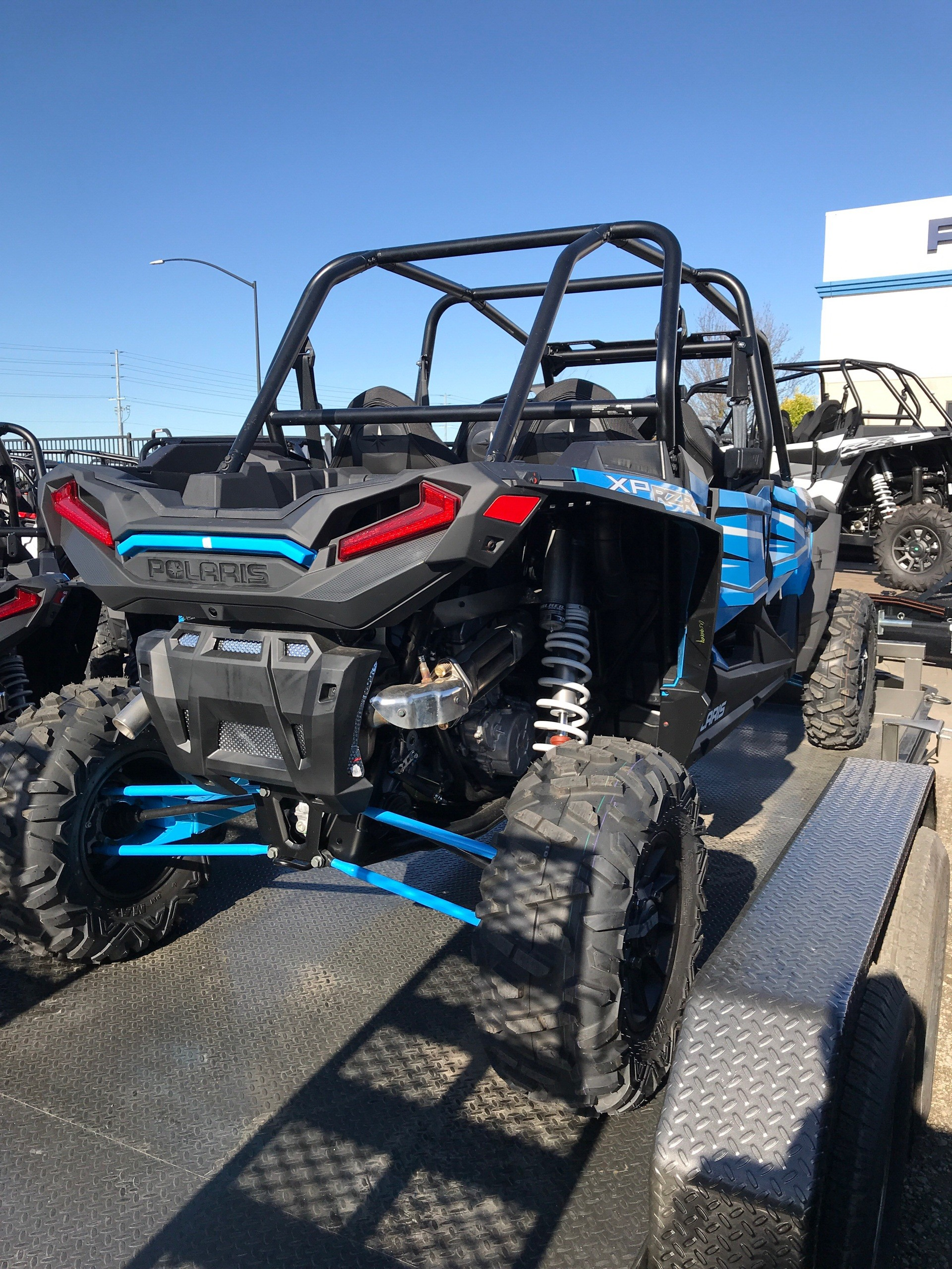 2019 Polaris RZR XP 4 1000 EPS in Elk Grove, California - Photo 2