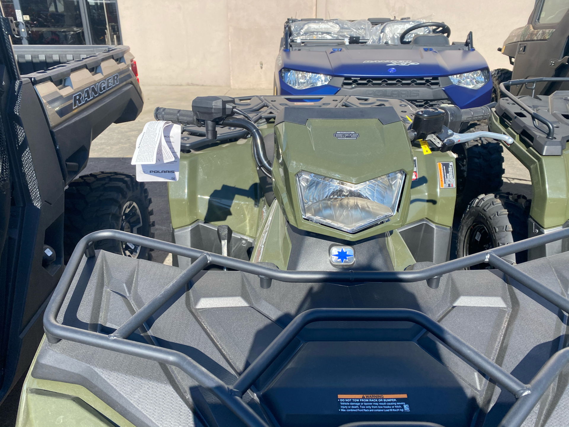 2021 Polaris Sportsman 570 EPS Utility Package in Elk Grove, California - Photo 5