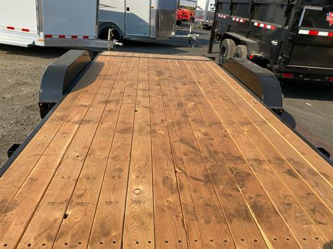 2021 SUMMIT TRAILER MFG 16' TA UTILITY TRAILER in Elk Grove, California - Photo 5