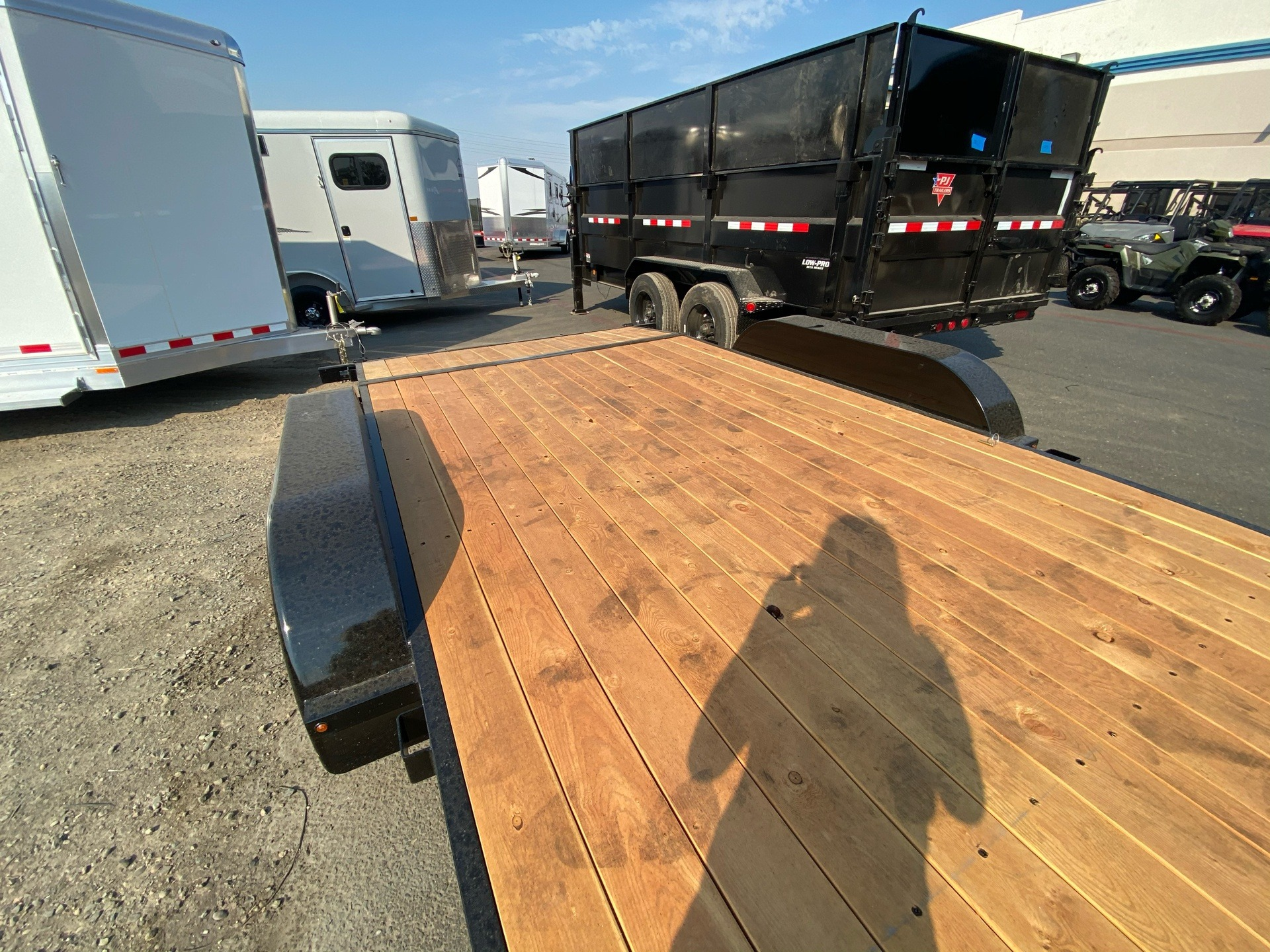 2021 SUMMIT TRAILER MFG 16' TA UTILITY TRAILER in Elk Grove, California - Photo 7