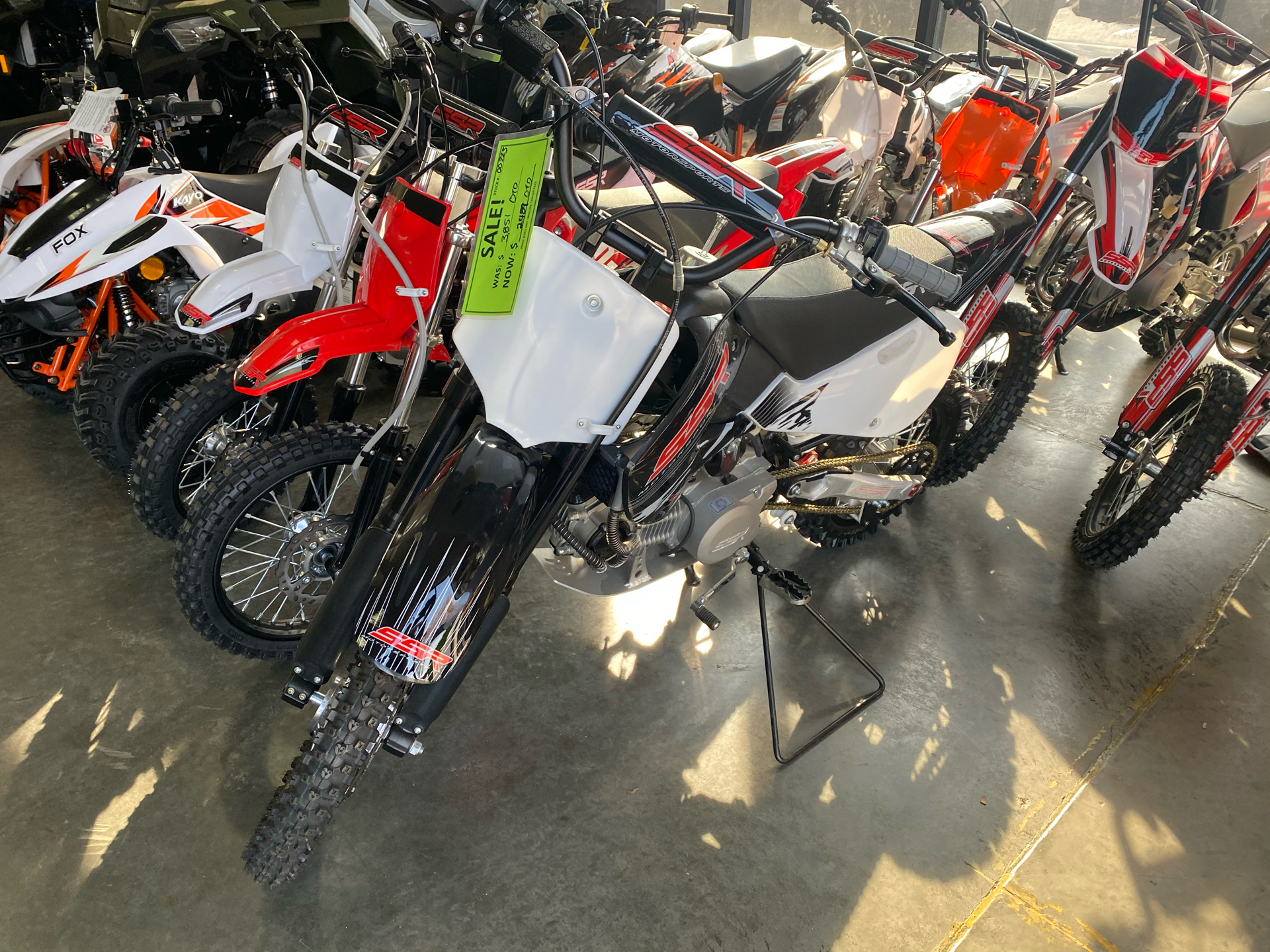2020 SSR Motorsports SR170TX in Elk Grove, California - Photo 6